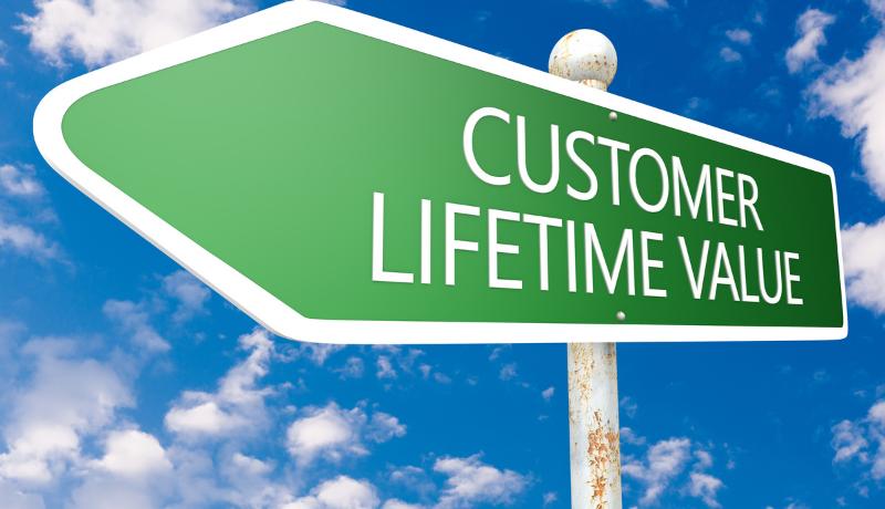 顧客生涯価値